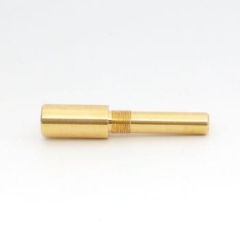 M11x0.8 triple lead threaded mandrel for kitless pen making